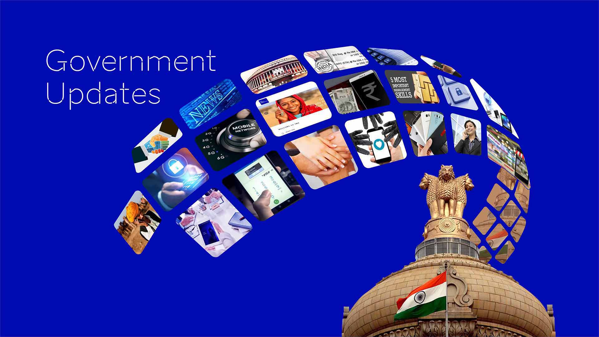 Government Updates of The Mobile Association