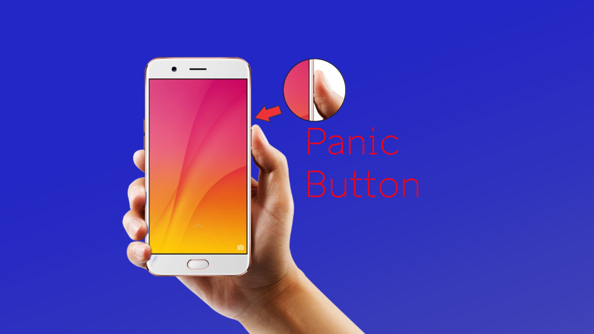 Panic Button Mandatory Compliance of The Mobile Association